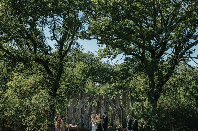 Villa La Selva Wedding