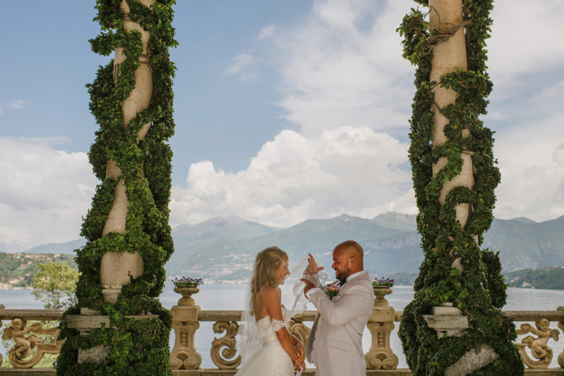 Balbianello wedding photographer